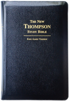 The New Thompson ZTI. Study Bible. King James Version
